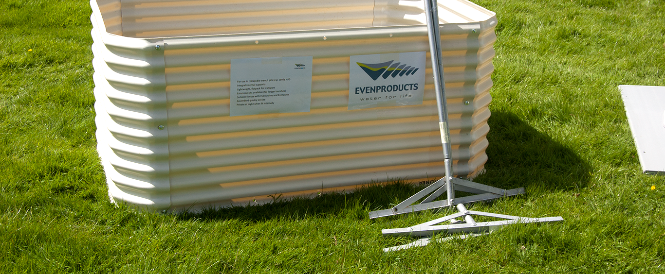Pit Liner Humanitarian Aid Evenproducts