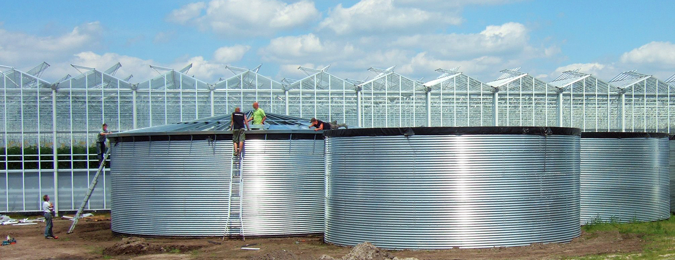 Steel Water Storage Tank Manufacturer Evenproducts